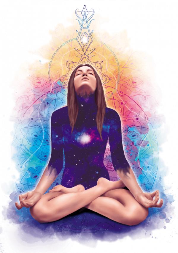 meditacija za več zavedanja